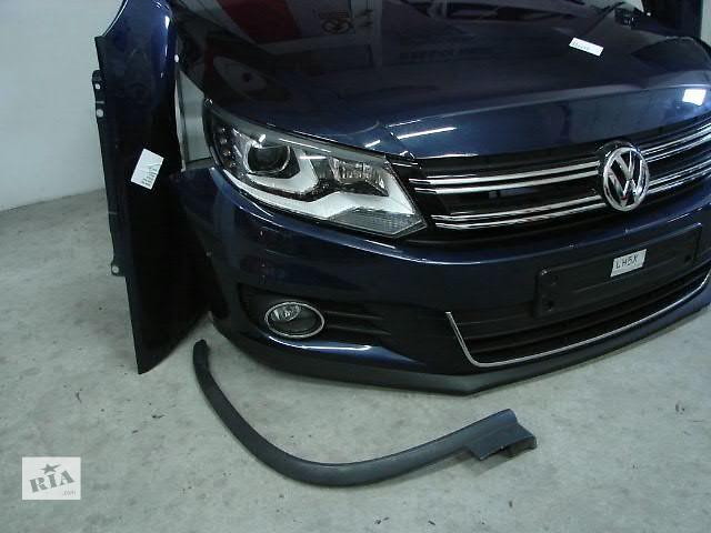 продам Бампер передний для легкового авто Volkswagen Tiguan VW TIGUAN 08-15 морда комплектная бу в Жовкве