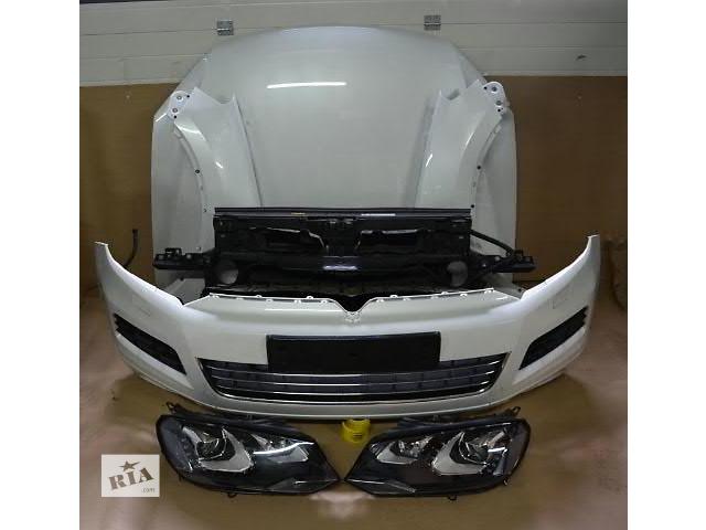 продам Бампер передний для легкового авто Volkswagen Touareg 7P 7L  R-Line 2004-15 морда комплектная бу в Львове
