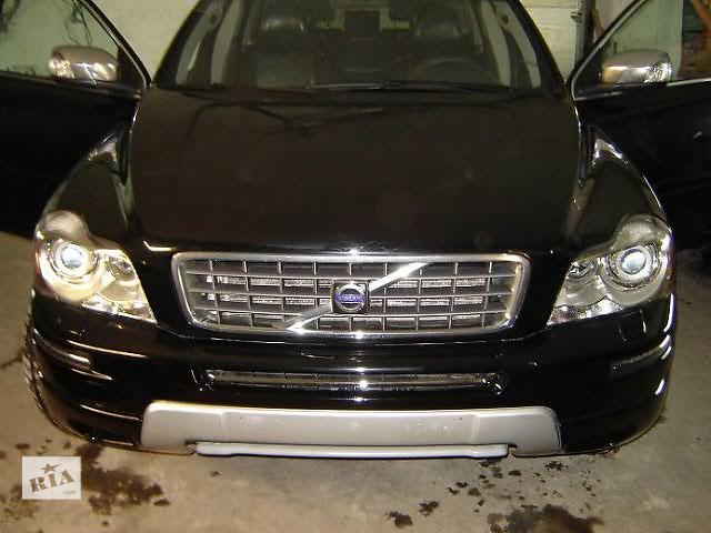 купить бу Бампер передний для легкового авто Volvo XC90 XC 90 Lift LED морда комплектная запчасти в Львове
