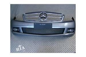 Бампер передний Mercedes C-Class
