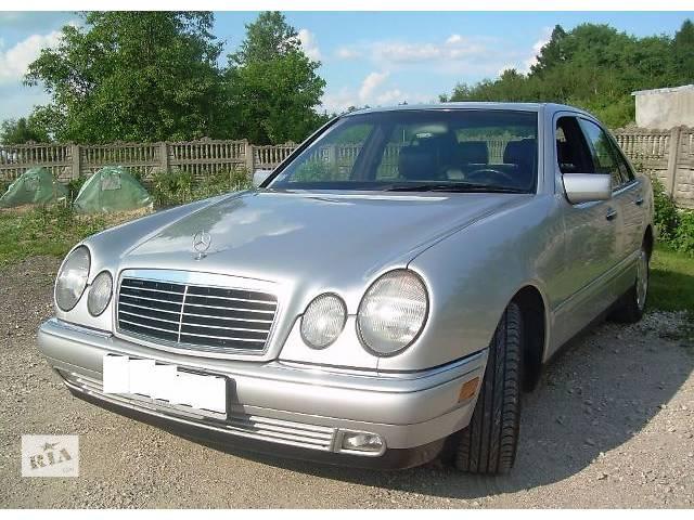 купить бу Бампер передний для Mercedes E210, 1999 в Львове