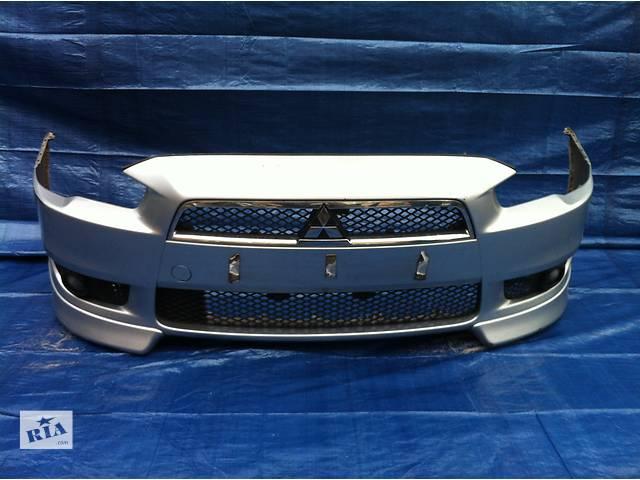 купить бу Бампер передний для  Mitsubishi Lancer X в Львове