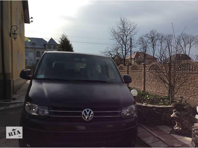 бу  Бампер передний для минивена Volkswagen Multivan в Киеве