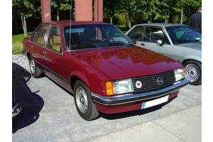 б/у Бамперы передние Opel Rekord