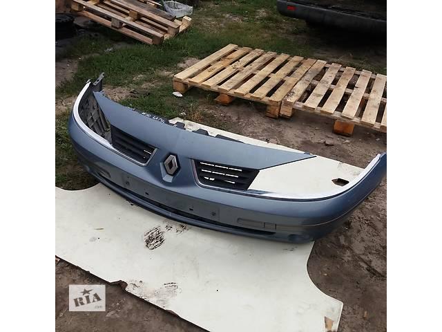 продам Бампер передний для Renault Laguna 2 (рестайлинг) бу в Ковеле