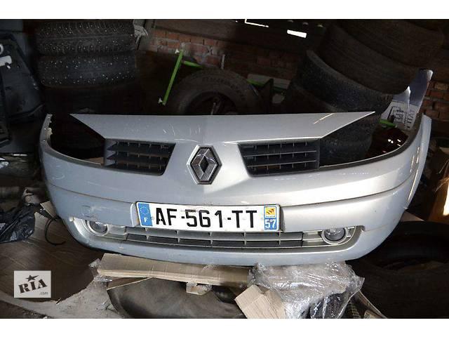 купить бу бампер передний для Renault Megane в Калуше
