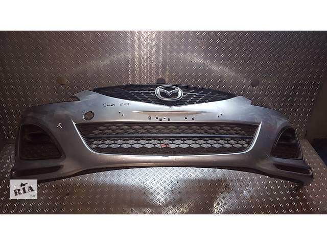 Бампер передний для седана Mazda 6 Sport- объявление о продаже  в Ровно