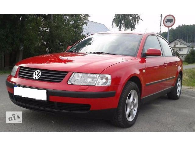 купить бу бампер передний для седана Volkswagen B5, 1999 в Львове