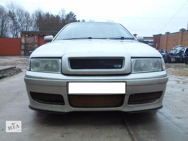 купить бу Бампер передний для Skoda Octavia RS 2003 в Львове