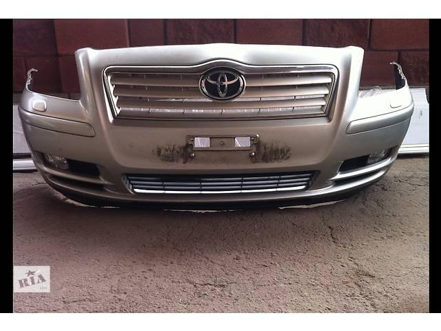 купить бу Бампер передний для Toyota Avensis 2003 - 2006 в Ровно