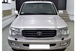 б/у Бампер передний Toyota Land Cruiser 100