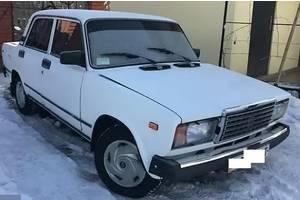б/у Бампер передний ВАЗ 2107