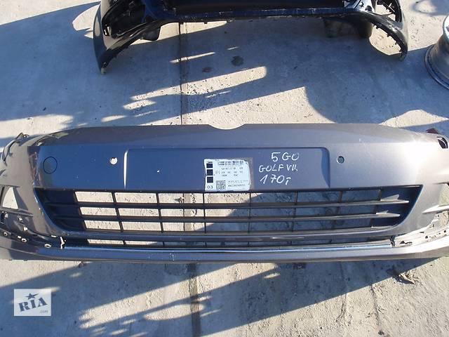 продам Бампер передний для Volkswagen Golf VII 2012 бу в Львове