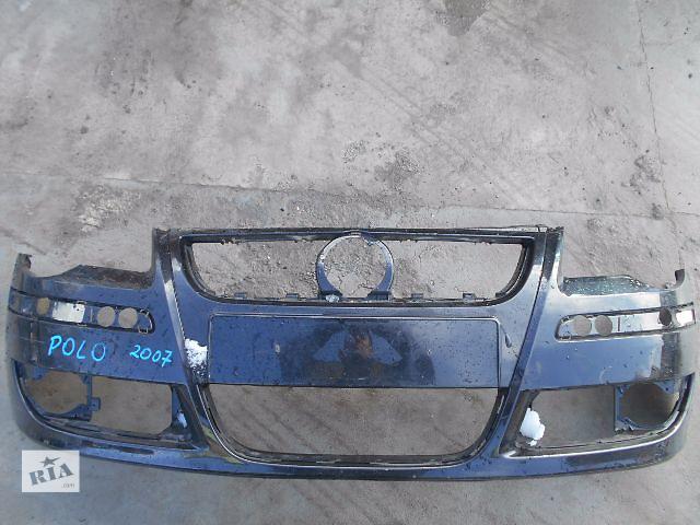 Бампер передний для Volkswagen Polo 2007- объявление о продаже  в Львове