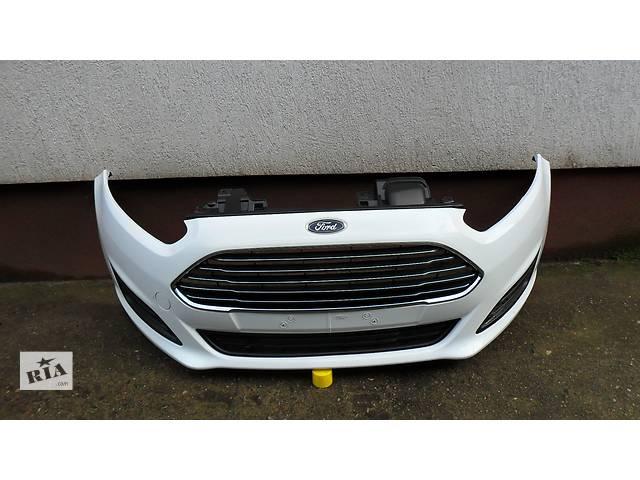 продам Бампер передний Ford Fiesta MK 7 бу в Киеве