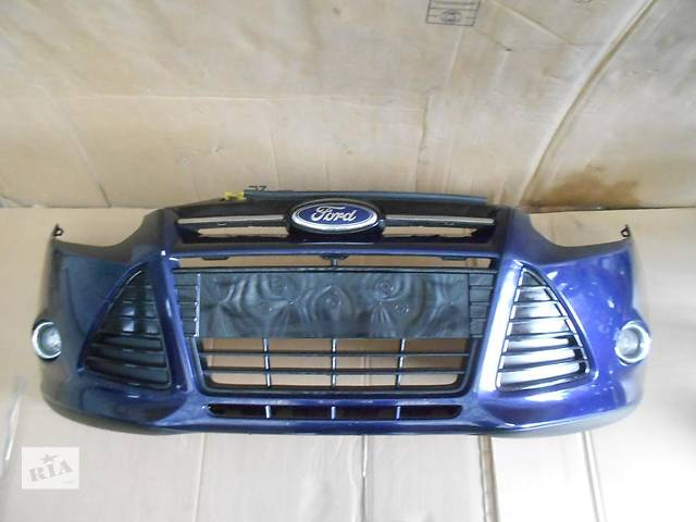 бу Бампер передний Ford Focus 3 в Киеве