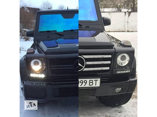 бу Бампер передний Mercedes Benz G63 AMG A46388503259999 в Киеве