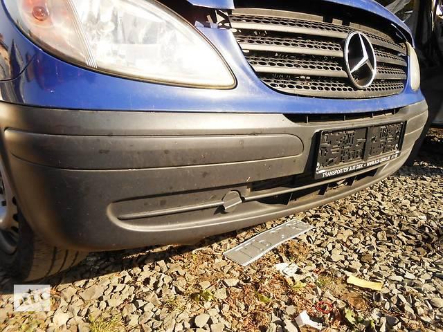купить бу Бампер передний Мерседес Вито Віто (Виано Віано) Mercedes Vito (Viano) 639 в Ровно