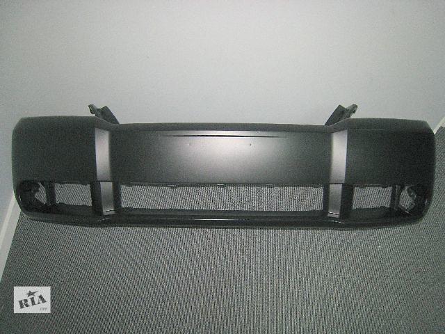 бу Бампер передний 68004686AB / 68004697AA на Dodge Avenger ( Додж Авенжер ) 2007 - 2013 года выпуска в Киеве