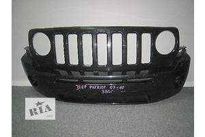 Бампер передний на Jeep Patriot ( Джип Патриот ) 2007 - 2010 года выпуска