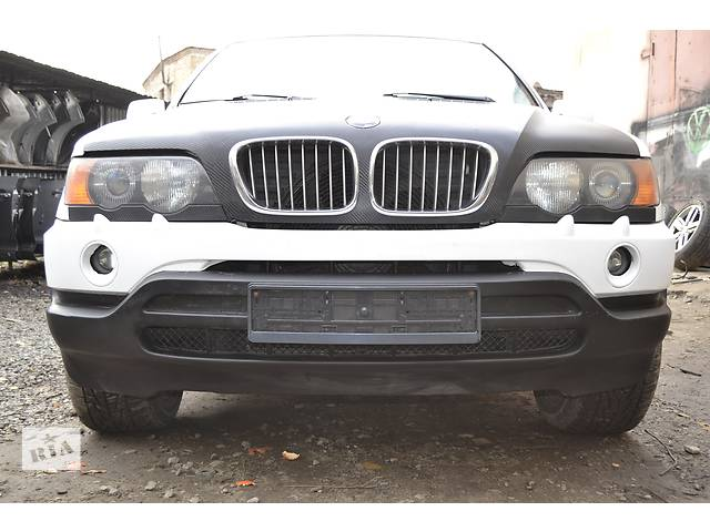 бу Бампер передний передній BMW X5 БМВ х5 е53 в Ровно