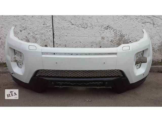 бу Бампер передний Range Rover Evoque Рейндж Ровер Эвок 12-16 г BJ3M17F003 в Киеве