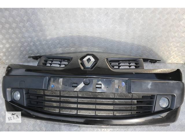 Бампер передний Renault Megane II рестайлинг (2006-2012)- объявление о продаже  в Львове