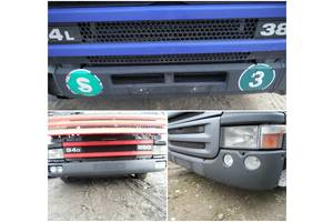 б/у Бампер передний Scania 124