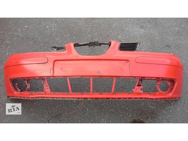 бу бампер передний Сеат Ибиза SEAT Ibiza 2008- 6LO807221 в Киеве
