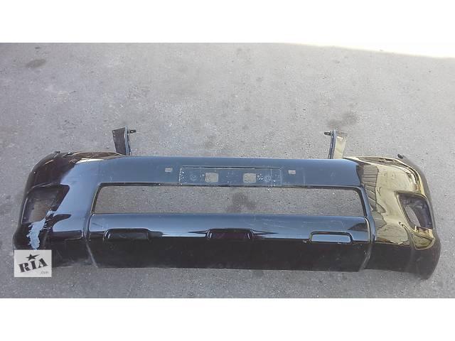 купить бу Бампер передний Toyota Land Cruiser Prado 150 09-16гг.  в Киеве