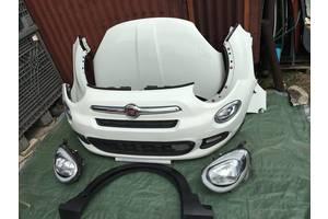 б/у Бампер передний Fiat Punto