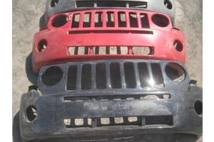 б/у Бамперы передние Jeep Patriot