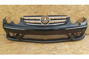 б/у Бампер передний Mercedes CLK-Class