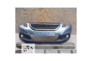 б/у Бамперы передние Peugeot 2008
