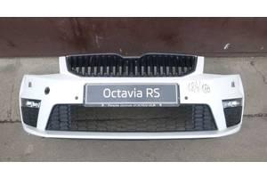 б/у Бампер передний Skoda Octavia A7