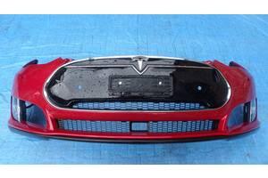 б/у Бамперы передние Tesla S