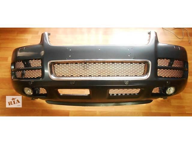 Бампер передний Volkswagen Touareg 2003-2006 Фольксваген Туарег- объявление о продаже  в Ровно