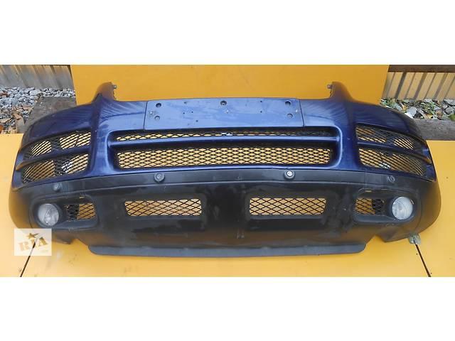 бу Бампер передний Volkswagen Touareg Туарег 2002 - 2006 в Ровно
