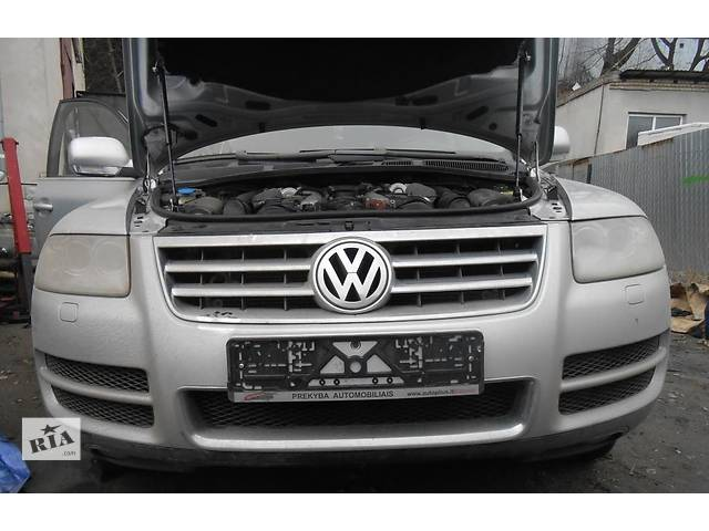 Бампер передний Volkswagen Touareg Туарег- объявление о продаже  в Ровно