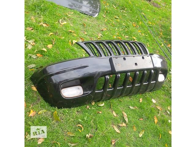 купить бу бампер передний wj Jeep Grand Cherokee / Джип Гранд Чероки 99-04 в Киеве