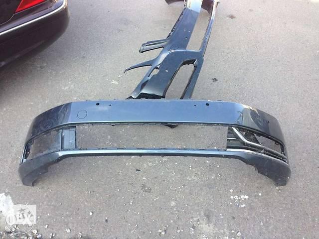 Бампер передний заглушка накладка решетка Volkswagen Passat B7 2010 2011 2012 2013 2014- объявление о продаже  в Ровно