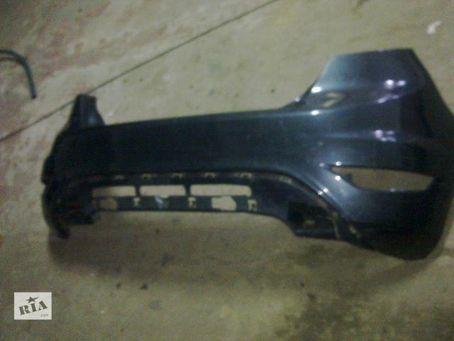 продам  Бампер задній для легкового авто Ford Fiesta бу в Львове