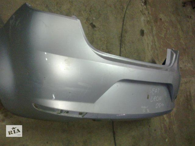 купить бу Бампер задній для легкового авто Seat Leon в Львове
