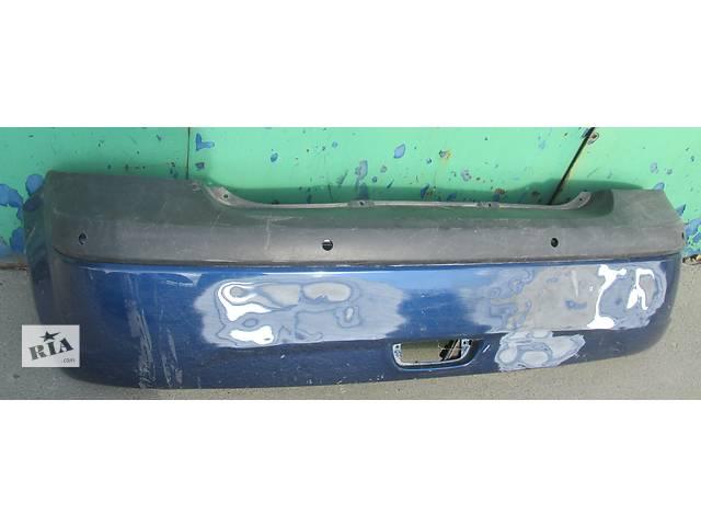 бу Бампер задній Hyundai Getz 2005-2006 86611-1С310 в Киеве