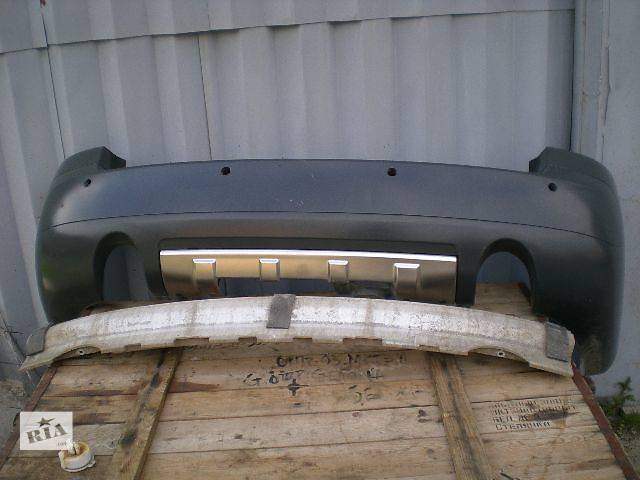 Бампер задний  Audi A6 Allroad- объявление о продаже  в Луцке