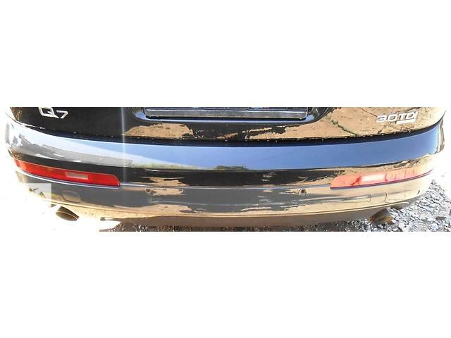 бу Бампер задний Audi Q7 Ауди К7 Ауди Кю7 в Ровно