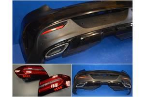б/у Крышка багажника Mercedes GLE-Class