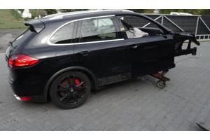 б/у Крышка багажника Porsche Cayenne