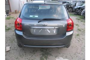 б/у Бампер задний Toyota Corolla