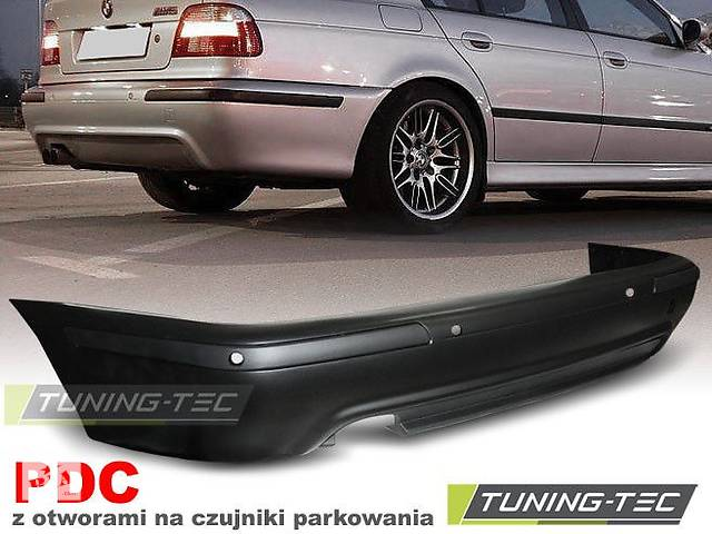 купить бу БАМПЕР ЗАДНИЙ BMW E39 СТИЛЬ М5 в Киеве